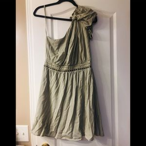 ❤️2 for $40❤️NWT Ya Los Angles One Shoulder Dress
